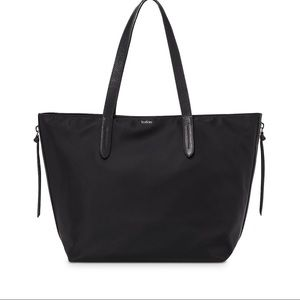 Botkier Bond Tote Black/Gunmetal